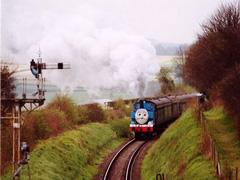 機関車トーマスとなかまたち(Thomas the Tank Engine)