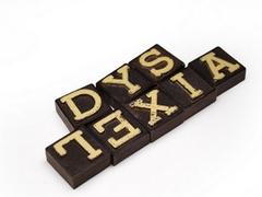 ディスレクシア 1 (Dyslexia =読み書きに対する障害)