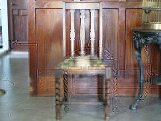 椅子の張替え方