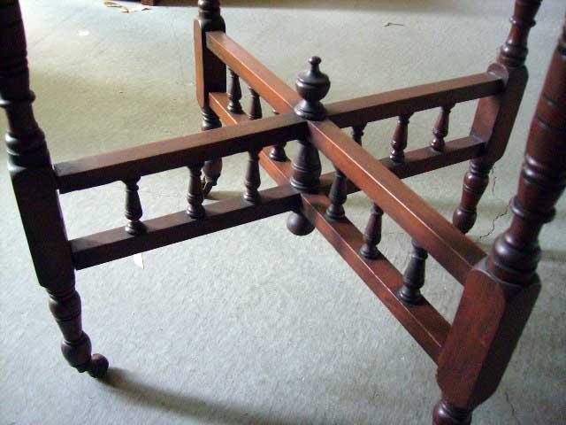 テーブル 八角 (小) アンティーク テーブル・ダイニングセット