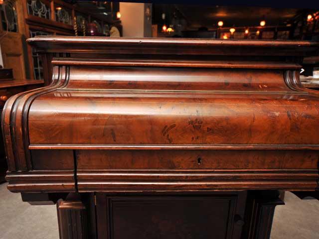 ピアノ ビューロー アンティーク デスク・ビューロー
