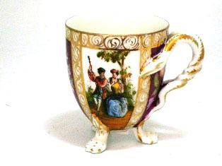 チョコレートカップ アンティーク 食器 カップ&ソーサー他