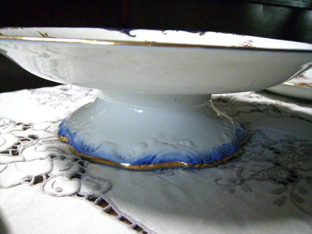ロイヤルドルトン(Royal Doulton)  ソーサー 7点&コンポート 1点 セット アンティーク 食器 カップ&ソーサー他