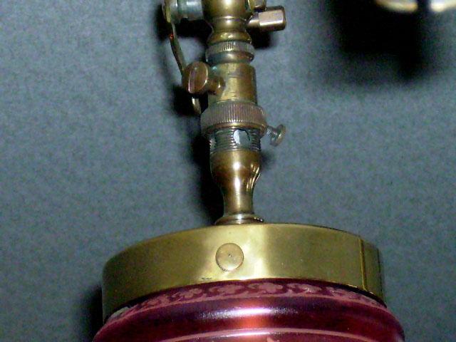 ウォールランプ ブラケット 真鋳 アンティーク ランプ用ブラケット(テーブル・ウォール用等)
