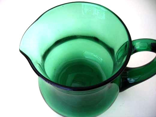 ジャグ グリーン アンティーク グリーン・ブルー系