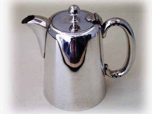 コーヒーセット Mappin & Webb シルバープレート アンティーク 銀・銅製品ほか