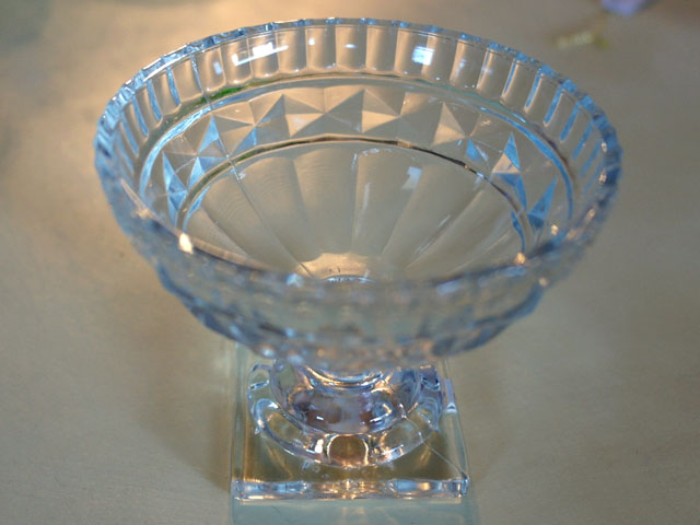 アイスクリーム グラス セット (76,77,78,79,80,81) アンティーク クリアー系