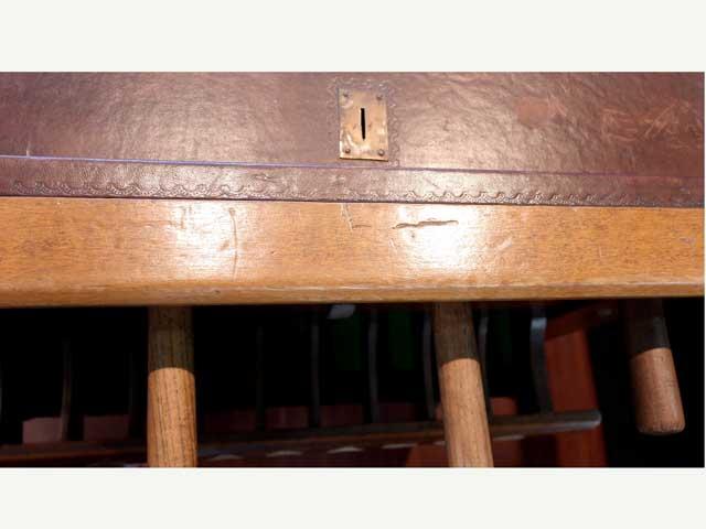 ゲームテーブル アンティーク テーブル・ダイニングセット