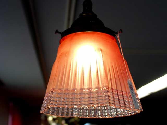 ランプセット(322シェード含む) アンティーク ランプ(すでに組み合わせられている照明)