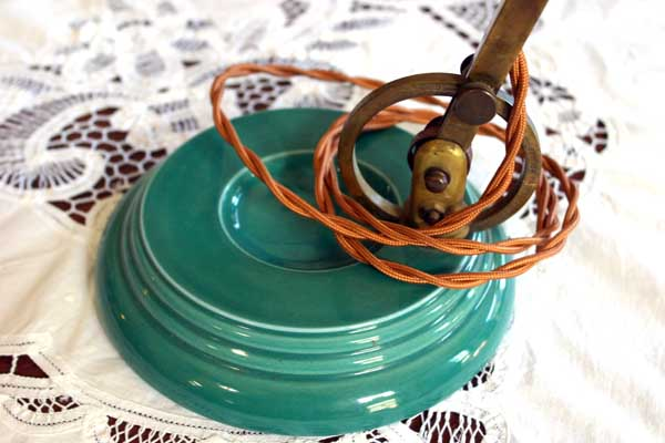 ウェッジウッド(Wedgewood) スタンドランプ 1灯 シェード付き アンティーク ランプ(すでに組み合わせられている照明)
