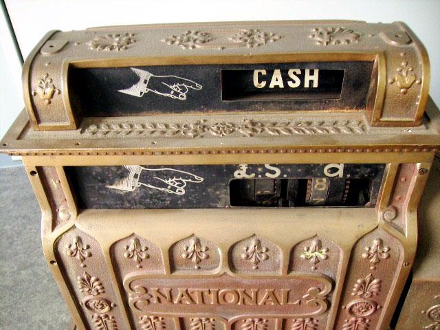 NATIONAL CASH REGISTER(レジスター) アンティーク 機械もの