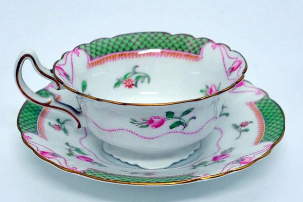 ロイヤルドルトン(Royal Doulton) ティーセット アンティーク 食器 カップ&ソーサー他