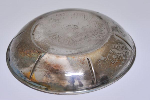 シルバープレート トレイ アンティーク 銀・銅製品ほか
