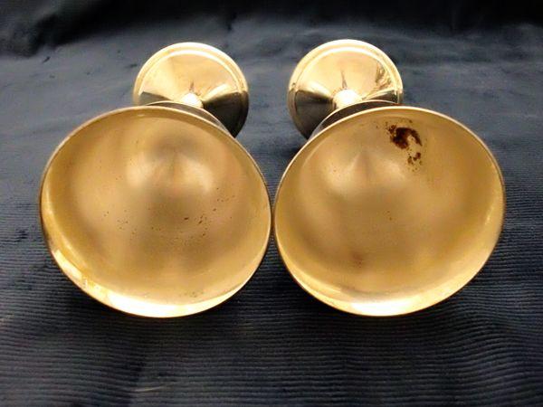 シルバー ゴブレット アンティーク 銀・銅製品ほか