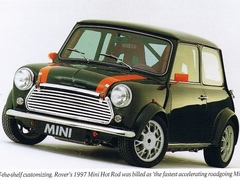 MINI Hot Rod