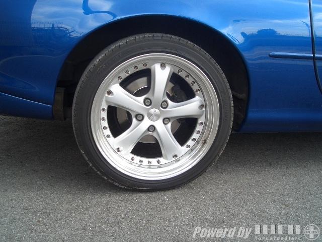 Jaguar XK8 Blue ジャガー ブルー