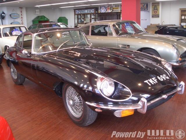 Jaguar E Series2 Black ジャガー ブラック