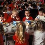英国の教育事情-学校給食 その1