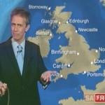 イギリスの天気
