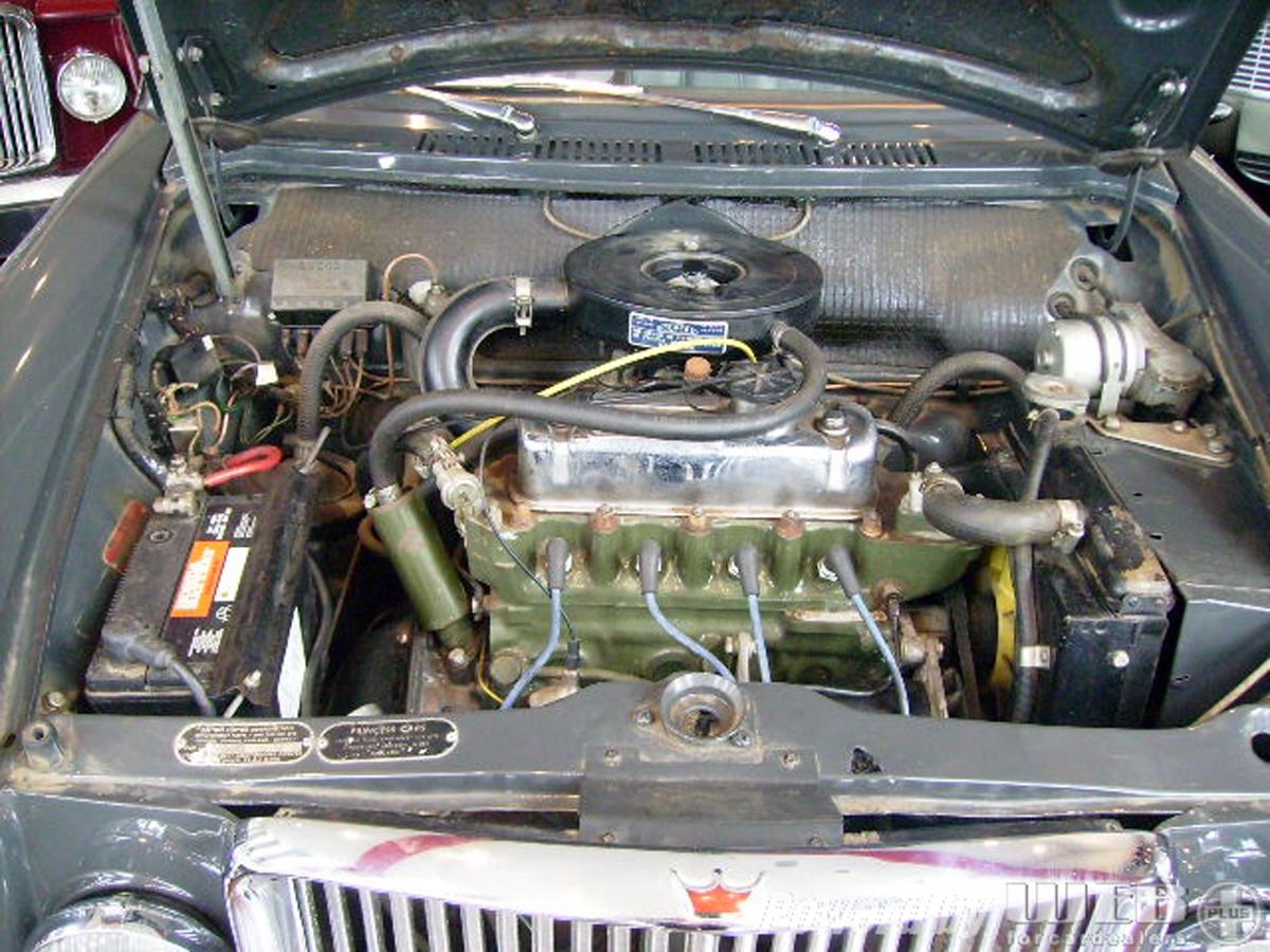 Vanden Plas Princess Mk2 Mk-2 Yukon Grey バンデン・プラス プリンセス ユーコン グレー