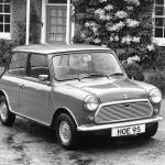 ミニ Mk3 1000cc サルーン (1969~1982 )