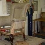 英国伝統のイス張り技法(Upholstery)1