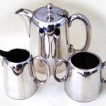 コーヒーセット Mappin & Webb シルバープレート