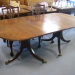 マホガニー テーブル
