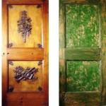 オールドパイン ドア 楽器