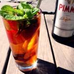 イギリスの夏の飲み物 「PIMMS・ピムズ」