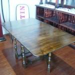 ゲートレッグ テーブル
