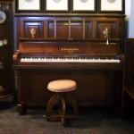 アンティーク アップライトピアノ L.B. Cramre&Co.  Liverpool