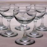 ワイングラス 6点セット(透明)