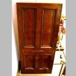 アンティーク マホガニー ドア