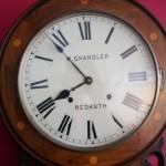 掛け時計 W.CHANDLER