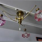 アンティーク照明 シャンデリア・ハンギングランプ