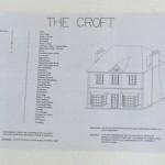 ドールハウスキットの内容  ザ・クロフトThe Croft キット