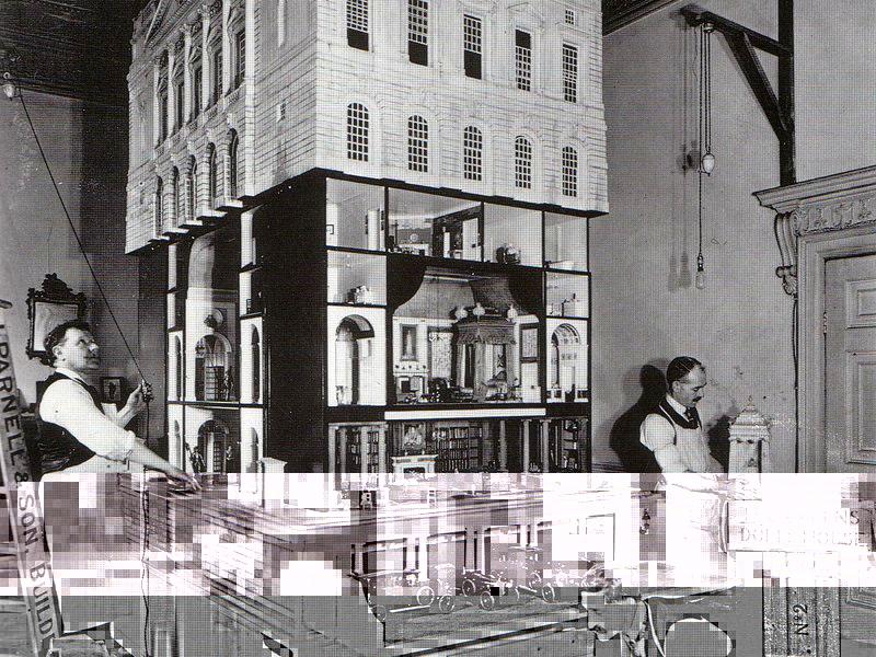 ドールハウスの歴史