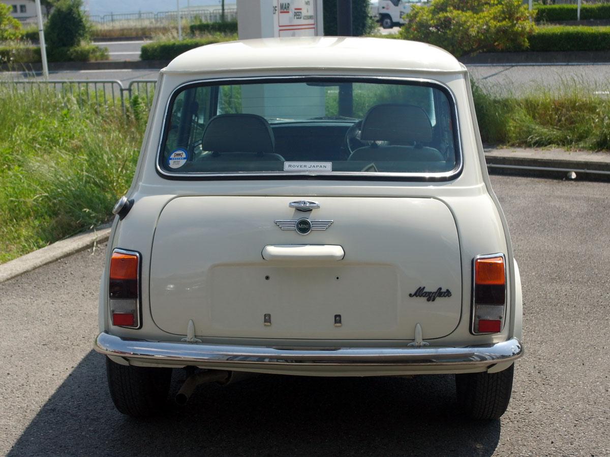 Rover MINI ローバーミニ メイフェア