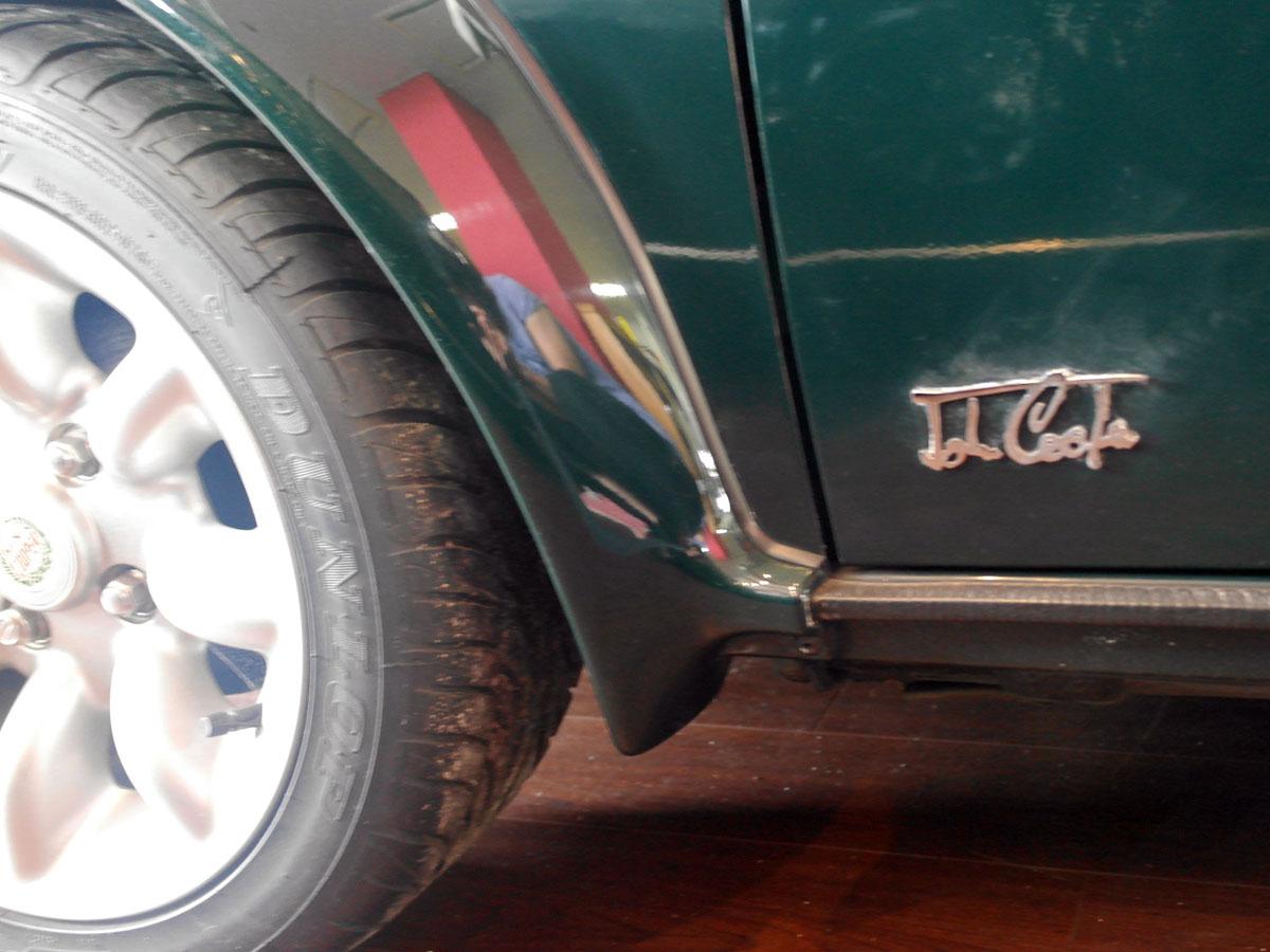 Rover MINI Rover MINI ローバーミニ ジョンクーパーガレージ限定車 2000年最終モデル