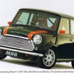 19.MINI Hot Rod Autocarの記事