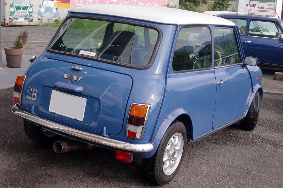 Rover MINI 40THアニバーサリー