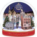 クリスマスイベント: ドールハウス展示 in スノー・ドーム