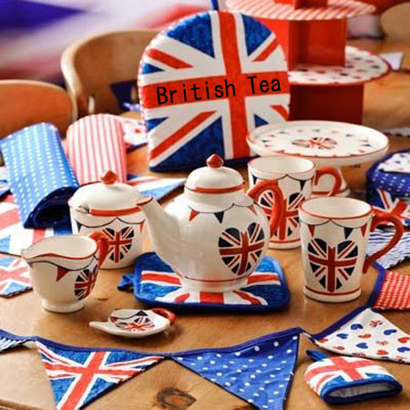英国の「ティー(Tea)」