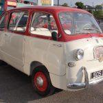 FIAT 600 MULTIPLA フィアット・ムルティプラ