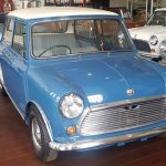 AUSTIN MINI オースチン ミニ サルーン MK-2 ブルー