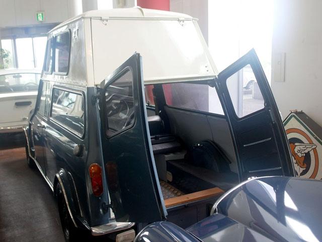 Austin Mini Estate Highroof オースチン ミニ エステート(ハイルーフ)