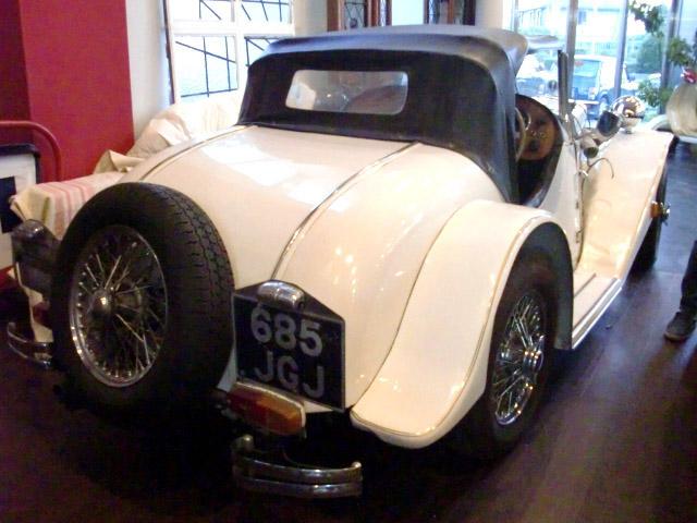 triumph gloria monte carlo 1934 トライアンフ グロリア モンテカルロ