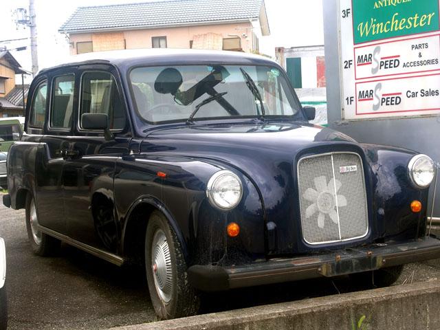 LONDON TAXI ロンドンタクシー FX4