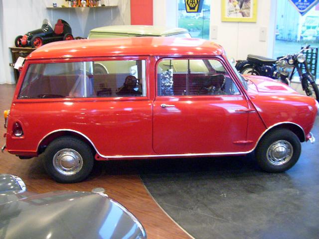 Morris Mini Traveller ミニ モーリス トラベラー MK1